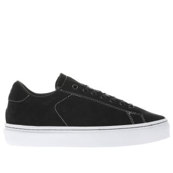 Clear Weather Black Jones Mens Trainers