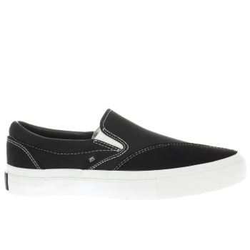Clear Weather Black Dodds Mens Trainers
