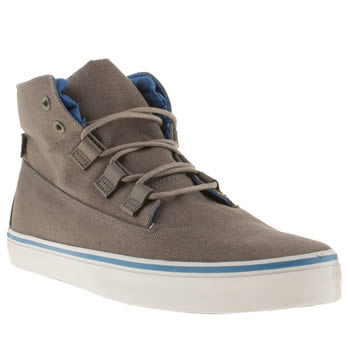 mens momentum grey dirty harry ghillie trainers