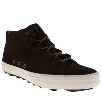 mens momentum brown aldrin ripple shoes