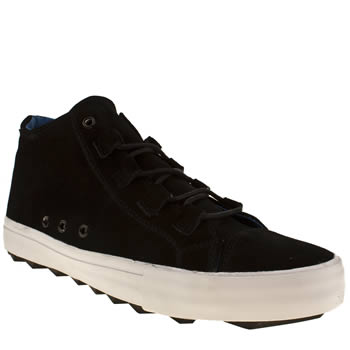 mens momentum black aldrin ripple shoes