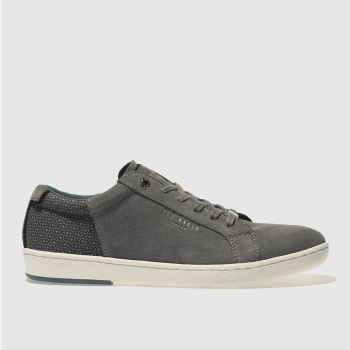 Ted Baker Grey Xiloto Mens Shoes