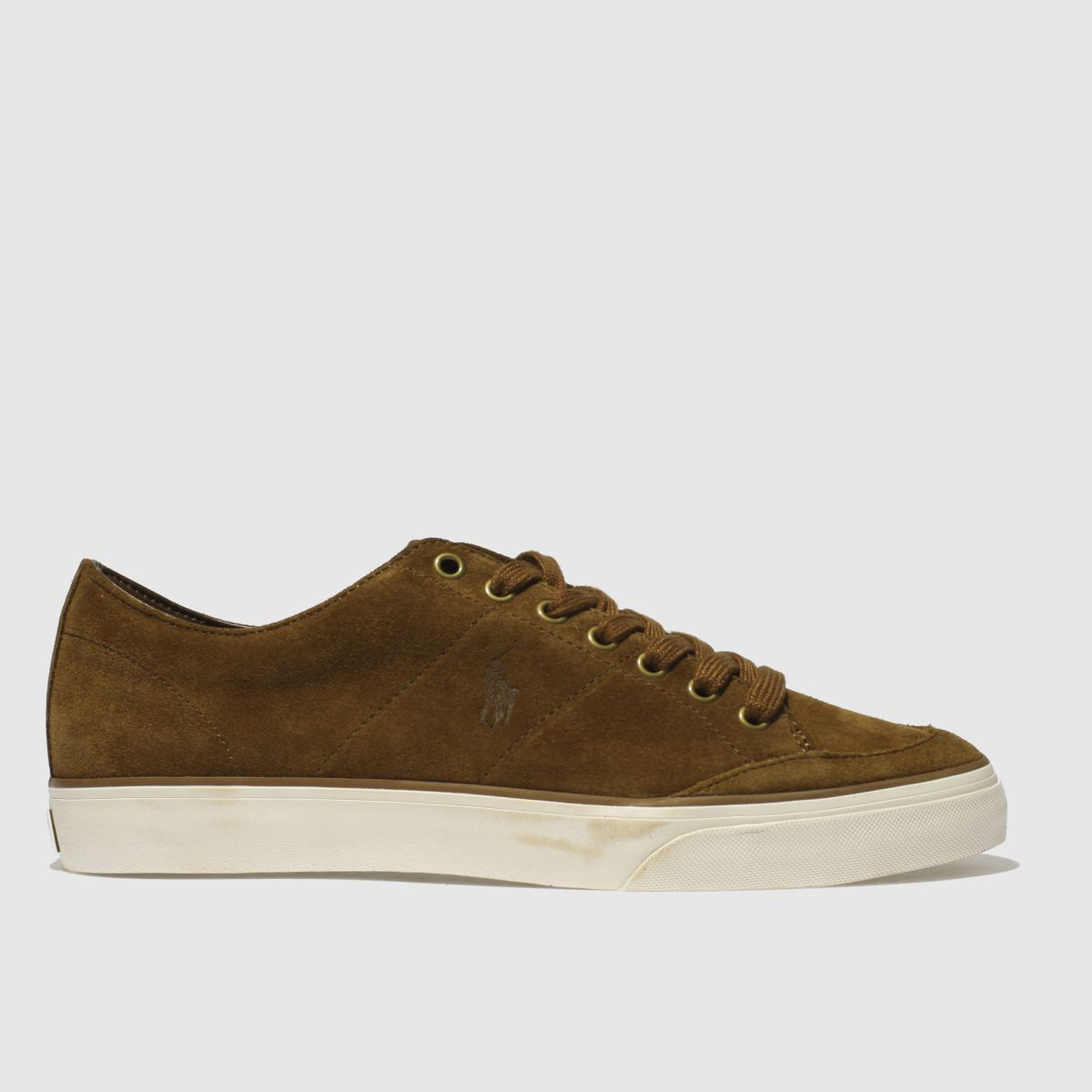 Polo Ralph Lauren Tan Sherwin Trainers