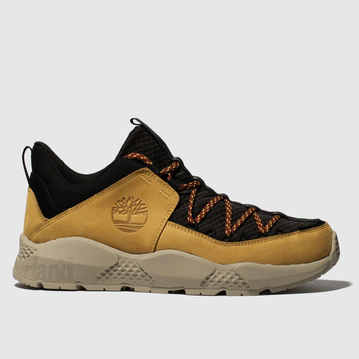 Timberland Tan Ripcord Low Boots