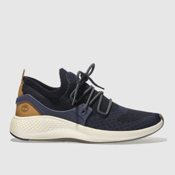 Timberland Navy Flyroam Go Mens Trainers
