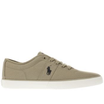 Polo Ralph Lauren Stone Halford Mens Trainers