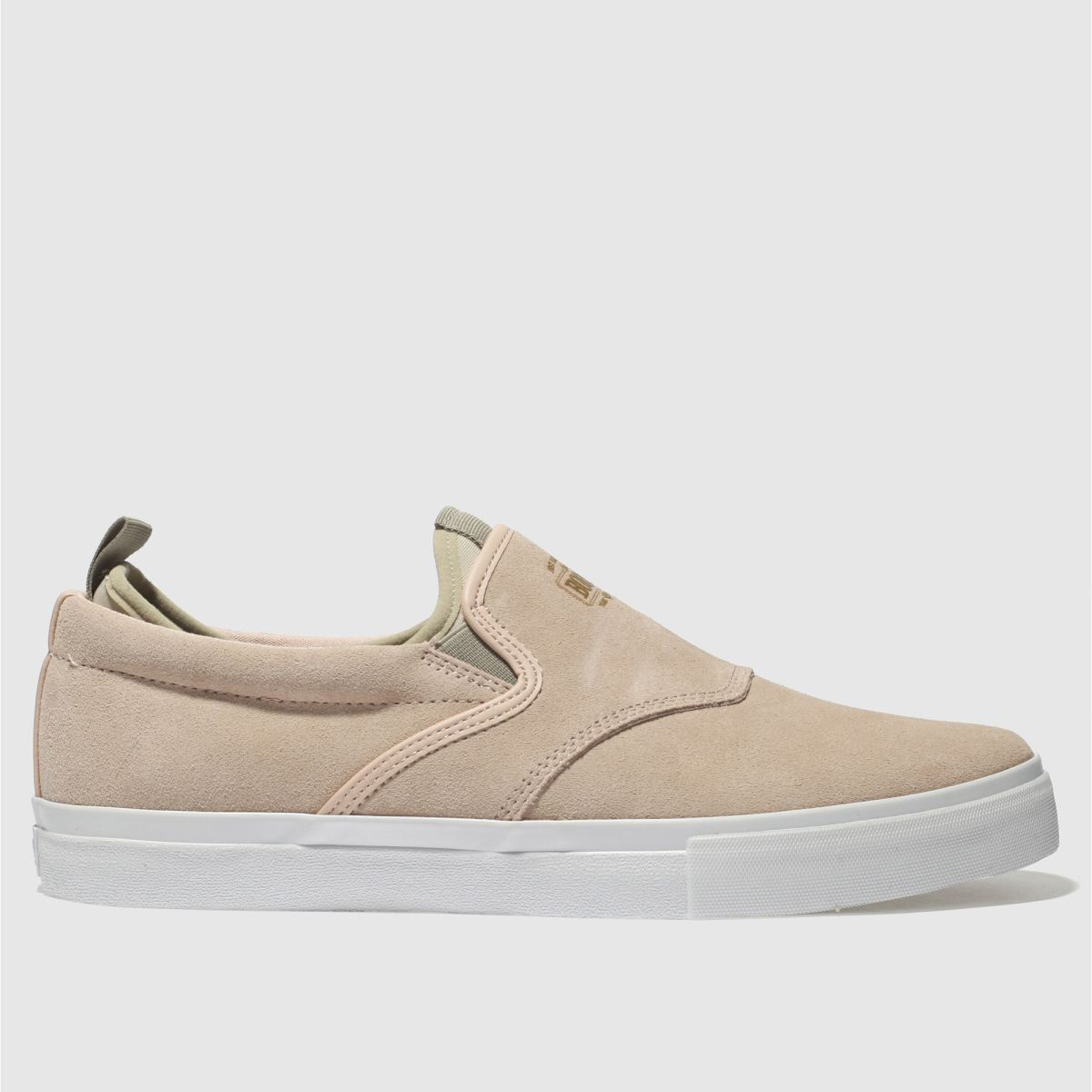 Diamond Supply Co Diamond Supply Co Pale Pink Boo J Xl Trainers