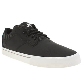 Mens Supra Black Axle Trainers