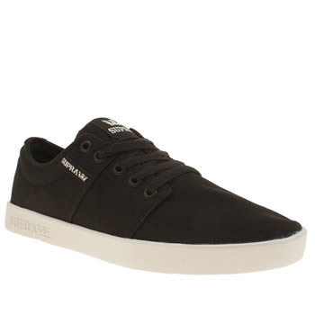 Supra Black Stacks Ii Trainers