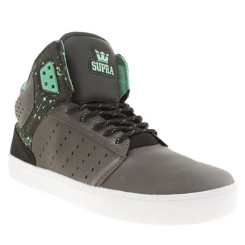 Supra Grey Atom Trainers
