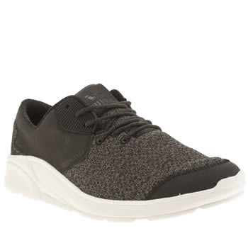 Supra Black & Grey Noiz Trainers