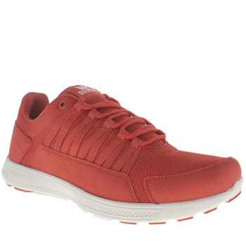 Supra Red Owen Trainers