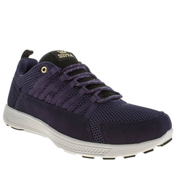 Supra Purple Owen Trainers