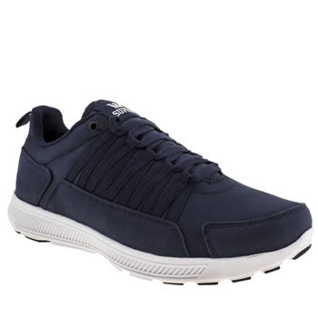 mens supra navy owen trainers
