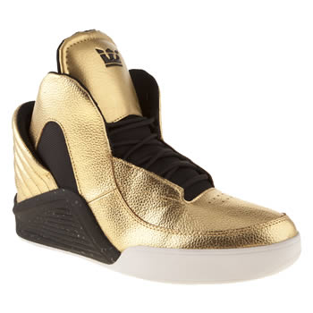 mens supra gold x spectre chimera trainers