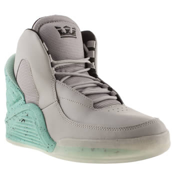 mens supra light grey spectre chimera trainers