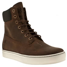 Dark Brown Timberland Newmarket 2-0 Cup