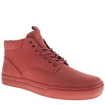 Timberland Red Adventure 2-0 Cupsole Boots