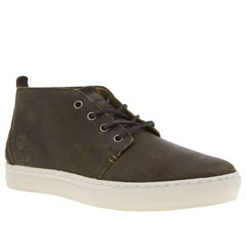 Timberland Dark Brown Adventure 2.0 Cupsole Mens Boots