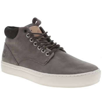 Timberland Dark Grey Adventure 2-0 Cupsole Mens Boots
