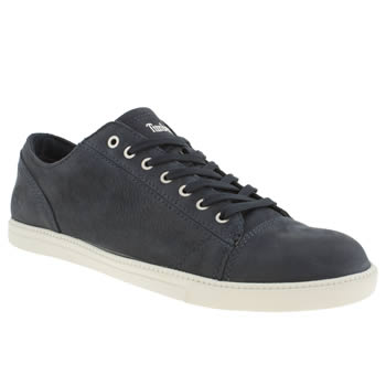 Mens Timberland Navy Newmarket Lp Cap Ox Shoes