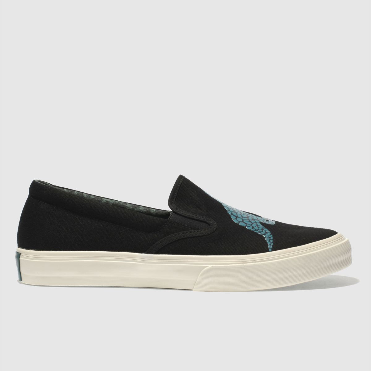 Paul Smith Shoe Ps Black Clyde Trainers