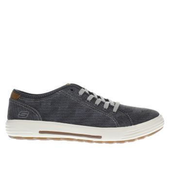 Skechers Navy PORTER Trainers