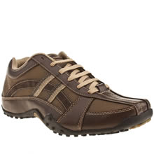 Dark Brown Skechers Urban Track Browser