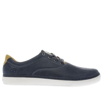 Skechers Navy PALEN ALESCO Shoes