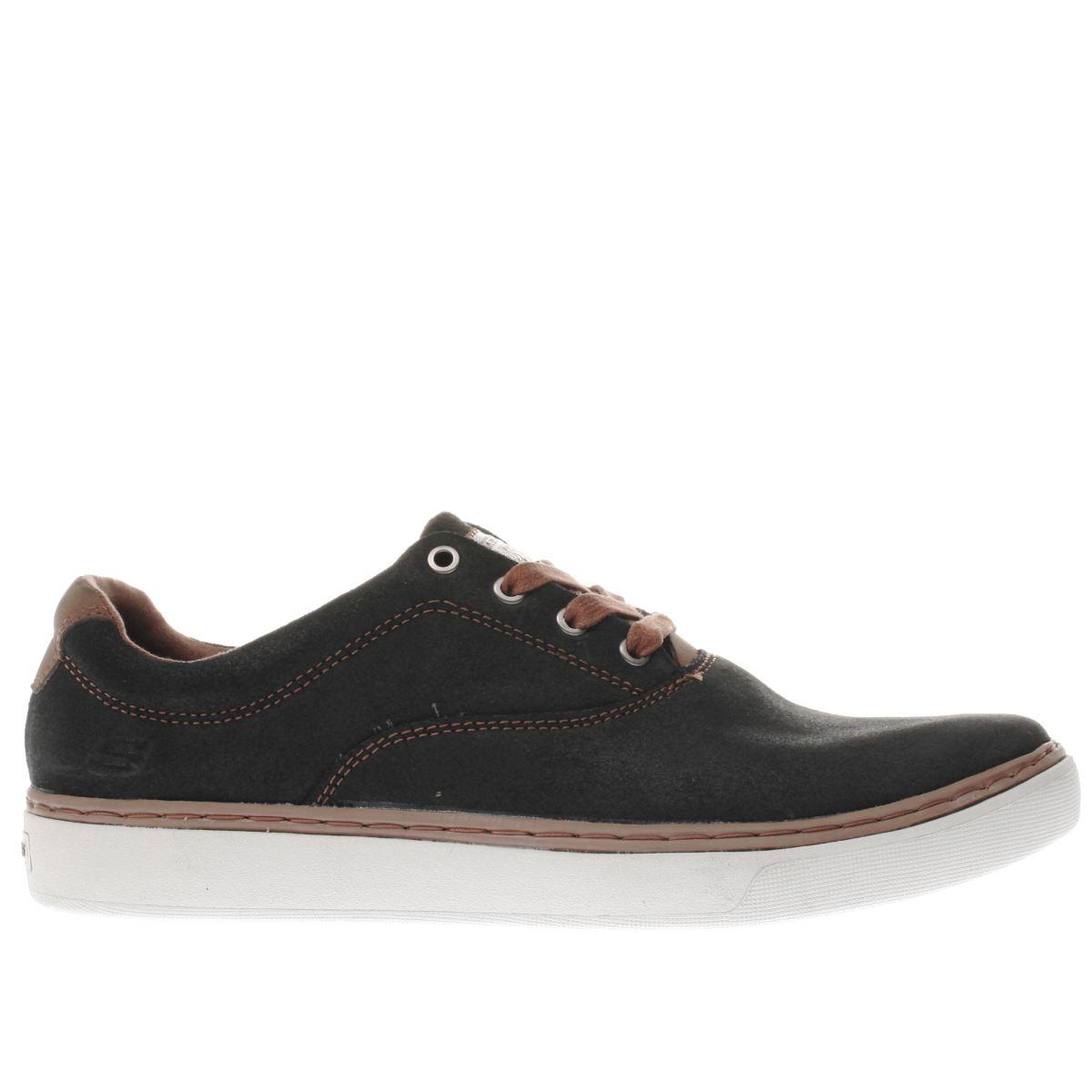 skechers black palen alesco shoes