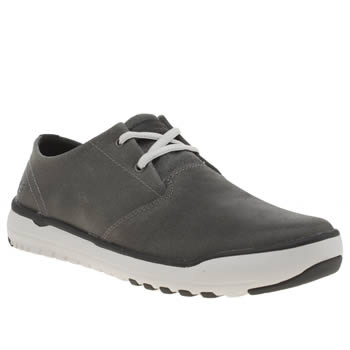 Skechers Dark Grey Oldis Volaro Mens Shoes
