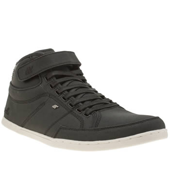 Boxfresh Black Swich Mens Trainers