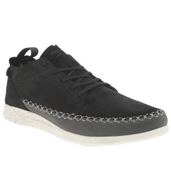 Boxfresh Black Rudiment Mens Trainers