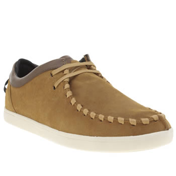 Boxfresh Tan Politane Mens Shoes