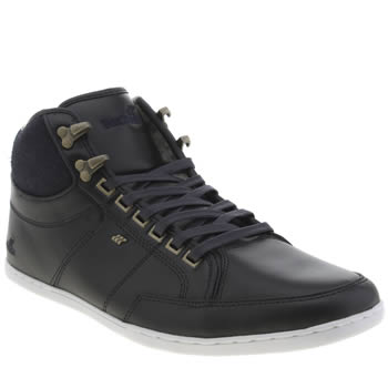 Mens Boxfresh Navy Swapp 3 Prem Trainers