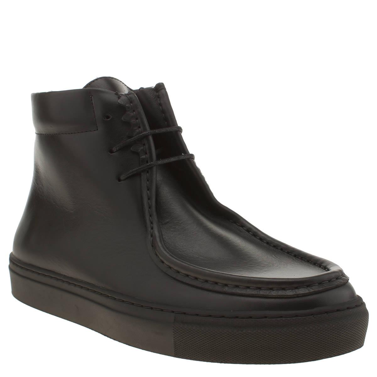 Northern Cobbler Northern Cobbler Black Trainer Boots
