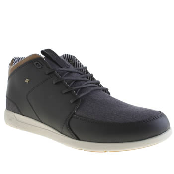 Mens Boxfresh Navy Ashbrooke Trainers