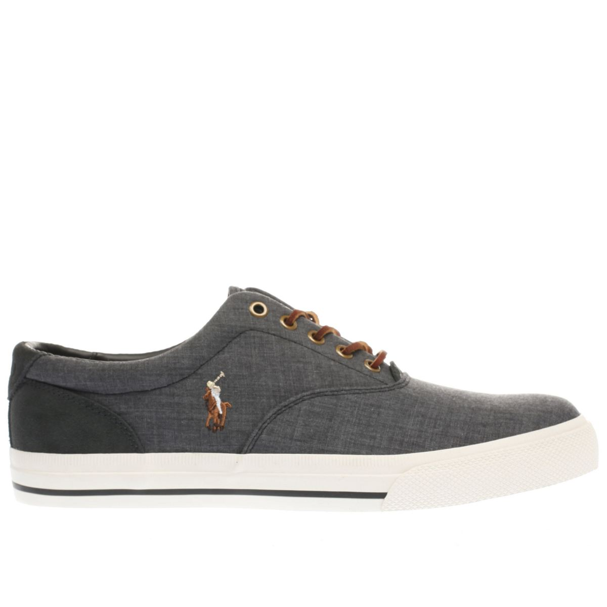 polo ralph lauren grey vaughn shoes