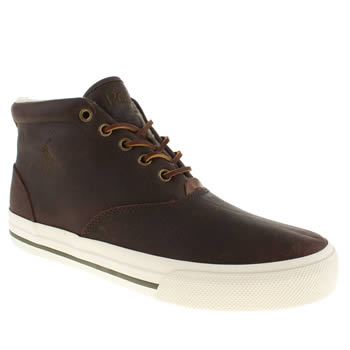 mens polo ralph lauren brown zale boots