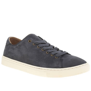 Mens Polo Ralph Lauren Navy Jermain Shoes