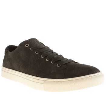 Polo Ralph Lauren Black Jermain Trainers