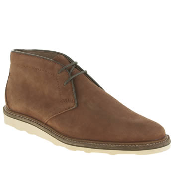Polo Ralph Lauren Tan Whiston Boots