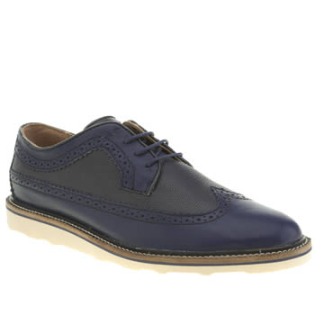 Mens Polo Ralph Lauren Navy Wanstead Shoes