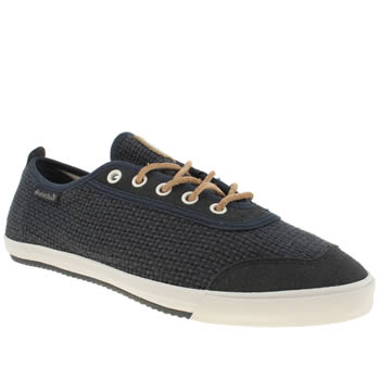 Mens Red Or Dead Navy Mr Riveiro Shoes