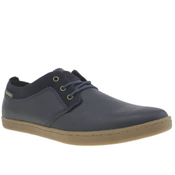 Mens Red Or Dead Navy Mr Griswold Shoes