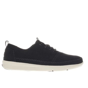 Toms Black Del Rey Trainers