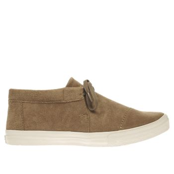 Toms Tan Emerson Boots
