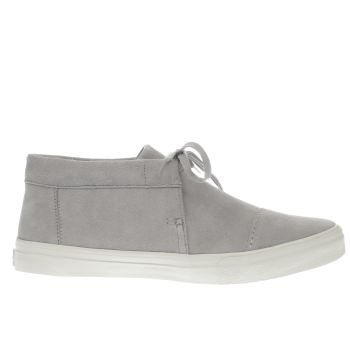 Toms Grey Emerson Boots