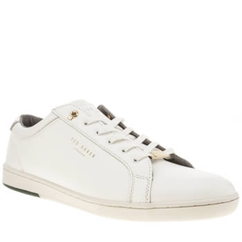 Ted Baker White Theeyo Shoes