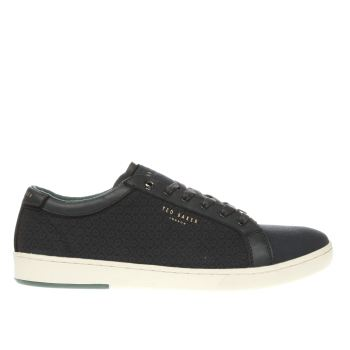 Ted Baker Navy Tb Keeran 4 Mens Trainers